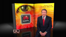 <h5>Huawei</h5><p>Chinese telecom giant&#039;s pursuit of building the next generation of digital networks in the U.S. prompts outcry in Washington. Steve Kroft reports. Graham Messick is the Producer.  Coleman Cowan is the Associate Producer.  60 Minutes Oct. 7, 2012</p>