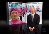 <h5>Hometown Favorite</h5><p>Boston-area native Shalane Flanagan took the Boston Marathon bombings personally, giving the runner even more motivation to win the race this year. Anderson Cooper reports.  Coleman Cowan is the producer.</p>