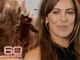 "<h5>Kathryn Bigelow</h5><p>Lesley Stahl talks to Academy Award best director nominee Kathryn Bigelow about her award-winning film, ""The Hurt Locker.""  If she's chosen, she would be the first women ever to win in that category.  Tom Anderson is the Producer.  Coleman Cowan is the Associate Producer.  60 Minutes Feb. 28, 2010</p>"