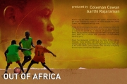 <h5>Out of Africa</h5><p>60 Minutes Sports covers the soccer industry&#039;s never-ending hunt for talent in Africa as corrupt agents promise young boys a new life and riches, but few make it to the big stage; many more suffer the consequences.  Jeff Glor reports.  Coleman Cowan and Aarthi Rajaraman are the producers.</p>